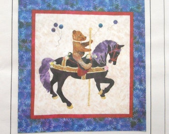 Pattern: Carousel Friends Quilt