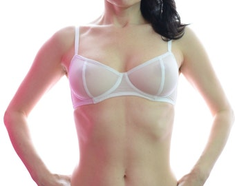 Clothing  Women's Clothing  Lingerie  Panties The Boudoir Bridal Crystals Bow Panties Made to Order