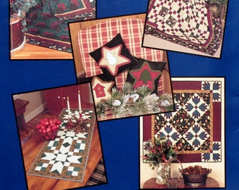 Lynette Jensen Thimbleberries NORTH BAY QUILTS - Thimble Berries Quilter Quilting Quilt Pattern Template Instruction Booklet