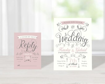 """Wedding Invitation 