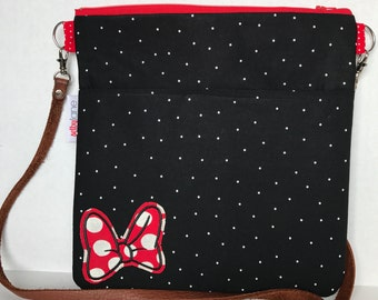 Minnie Mouse Crossbody