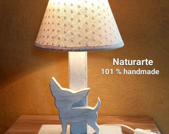 "Table Lamp ""Chiwawa"""