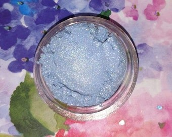 Spring Vibes - shimmery blueish purple eyeshadow 5 gram VEGAN