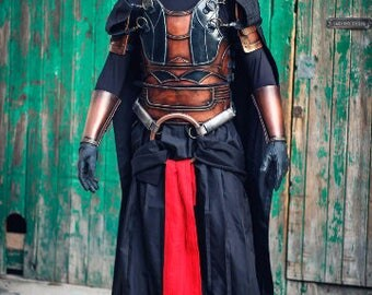 DARTH REVAN ARMOR Star Wars Amour Old Republic Role Playing Larp Costume & Cosplay Full Set Discount