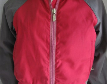 The North Face Sports Parka Ski Spring Jacket Sports Coat Size 6 Small Ladies Womens  80s 90s Vintage