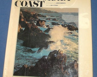 California Coast, photography by David Muench, text by Jerry Cohen, 1973