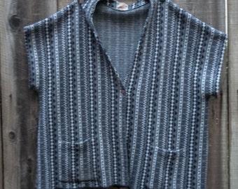 Vintage Oversize Vest