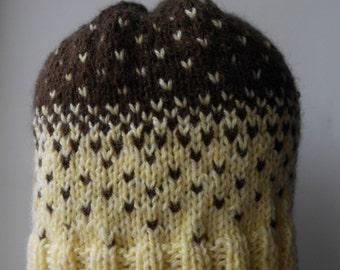 han knit beanie FREE SHIPPING