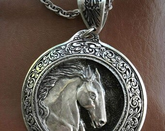 Horse Lady Jewelry by HorseLadyGifts on Etsy