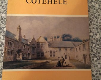 Cotehele Cornwall National Trust Book 1978