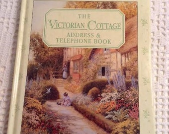 Victorian Cottage Address and Telephone Book - Whitecap Books 1996
