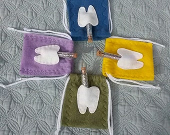 Tooth Fairy Pouches