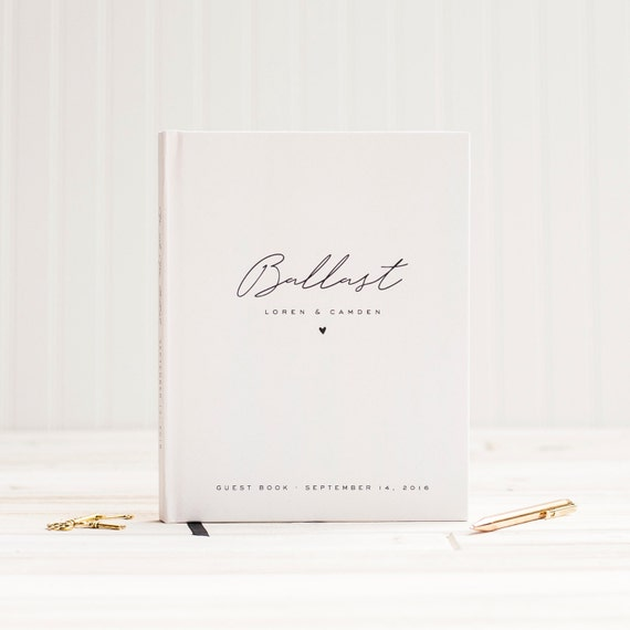 Wedding Guest Book Wedding Guestbook Custom Guest Book custom wedding gift wedding photo album wedding planner book wedding sign in book