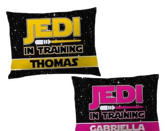 Star Wars Bedding, Jedi Pillow Case, Star Wars Gift, Star Wars Pillowcase, Star Wars Pillow Case, Custom Star Wars Gift for Kids