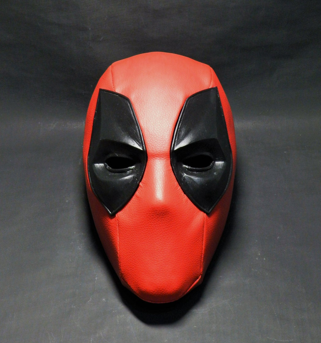 DEADPOOL mask helmet great quality 3D printing. lined in