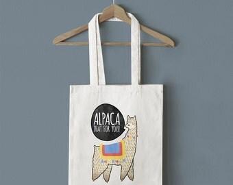 Llama bag   Etsy