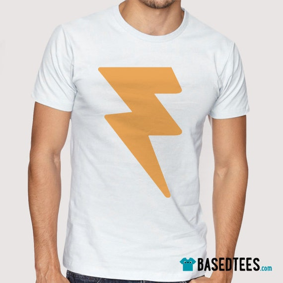 Yellow Thunder T-shirt