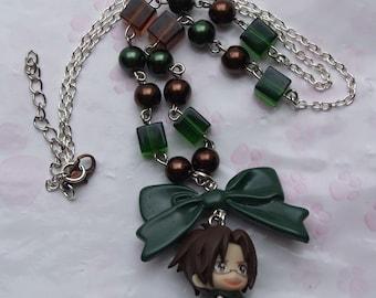 Necklace necklace Hanji Zoe SNK