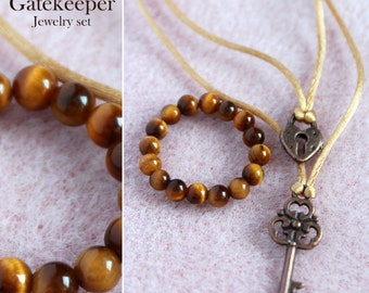 Gatekeeper Jewelry set for SD BJD