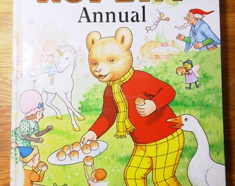 Rupert Bear Annual 1998,  number 63  GOOD CONDITION