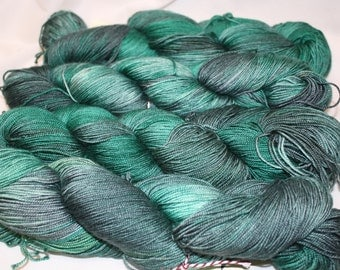 Confection Sock Yarn:  Rocky Road to Dublin