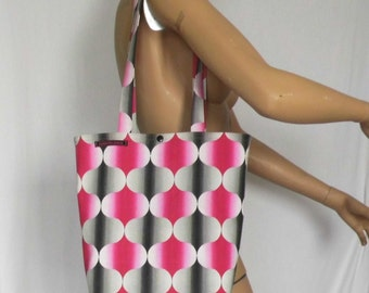 Sturdy shopper retro ' geometric '