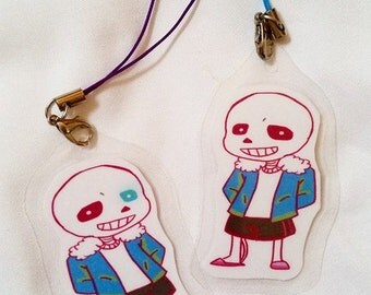 Sans Double-sided Charm