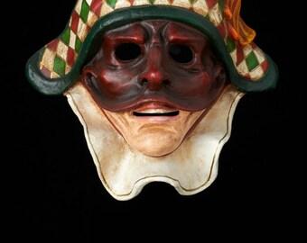 Venetian Mask | Classic Arlequin