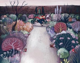 The Secret Garden 8x10 Print