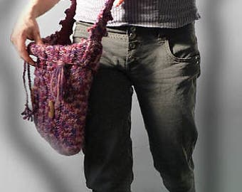 Knitted bag Pattern
