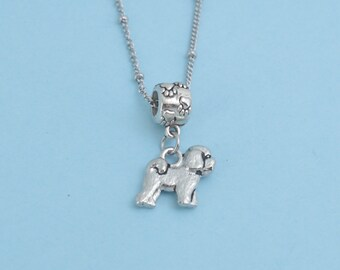 Bichon frise etsy for Same day jewelry repair