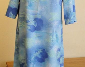 Andrade Honolulu Breezy Blue Dress
