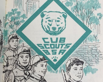 Bear Cub Scout Books