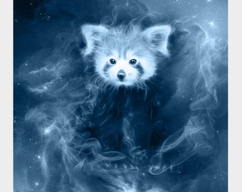 S074: Shamanic Guardians - Red Panda (Firefox)