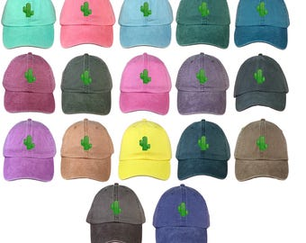 CACTUS Patch Washed Dad Hat | Cactus Patch | Cactus Lover Hat | Cactus Embroidered Baseball Hat |Cactus Baseball Hat |Dad Hats Tumblr