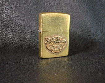 Vintage 1994 Select Trading Zippo Lighter     #76