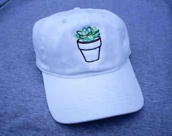 SUCCULENT PLANT HAT