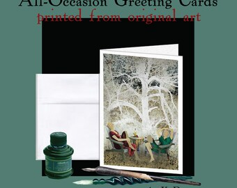 All-Occasion Greeting Cards from original art
