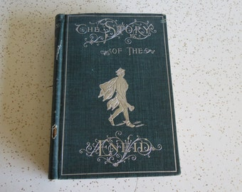 Antique 1899 The Story of the Aneid or The Adventures of Aeneas for Boys and Girls by Dr. Edward Brooks *AS IS*