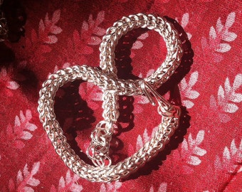 Smooth Foxtail Braclet