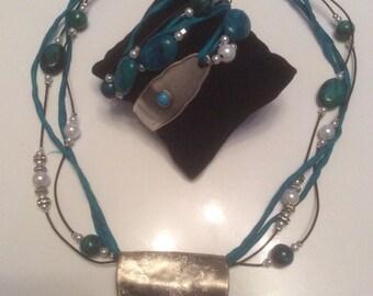 Jewelry set of silverware