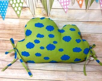 Cloud Pillow, Cloud Cushion, Crib Pillow, Baby Shower Gift, Nursery Pillow, Nursery Pillow, Kids Room Decor