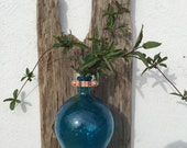 Driftwood Wall Vases...