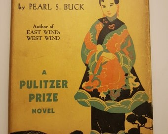 an analysis of the good earth a novel by pearl s buck Pearl buck's the good earth is the most where she would write the good earth her novel featured the man los angeles review of books, 6671.