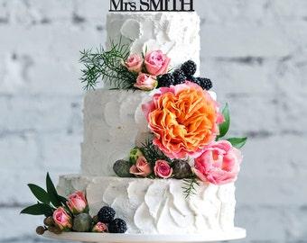 Custom engagement Cake Topper, engagement cake topper, Soon to be Mrs, Gold cake topper, Glitter Pink cake topper, wedding cake topper