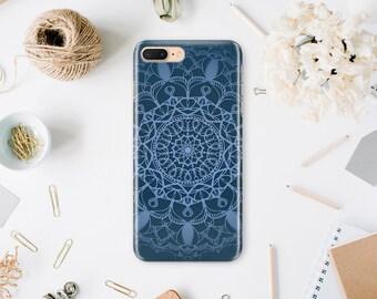 iPhone 7 Case Fractal 6 Plus Mandala Case for Samsung S8 Clear iPhone 5S Case iPhone SE Case For Samsung S6 Edge Case iPhone 5 Case MN021