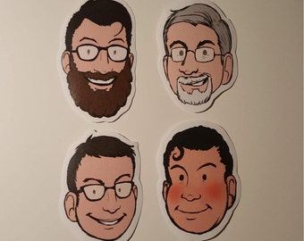 McElroy Stickers