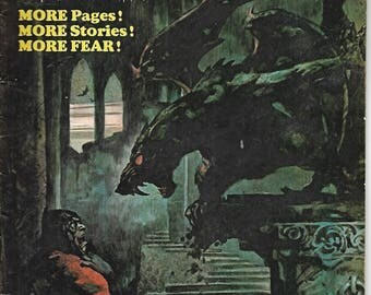 Creepy Magazine #6 Frank Frazetta Cover Art Alex Toth 1965: