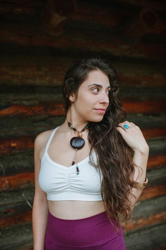 Cami Bra/Hemp and Organic Cotton