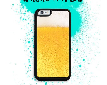 iPhone 7 or 7 PLUS Glass of Beer Phone Case